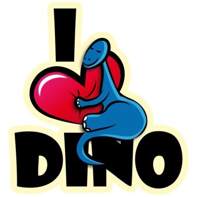 I love Dino